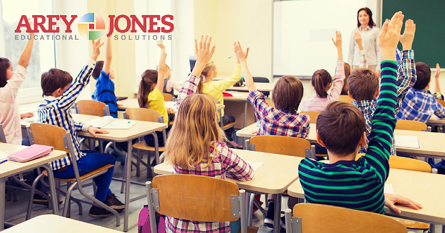 Who Is Arey Jones Education Solutions?