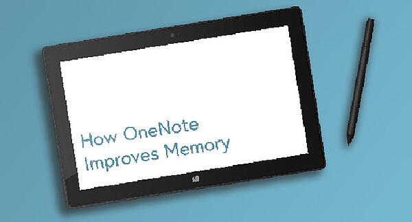 How OneNote Enhances Memory in Students