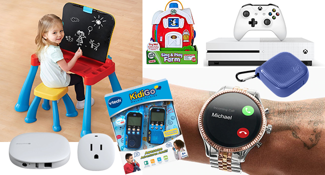 The Tech-Lover's Holiday Wish List and 2020 Classroom Must-Haves Blog 830x360